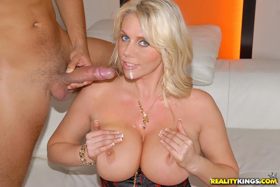 Karen fisher tits