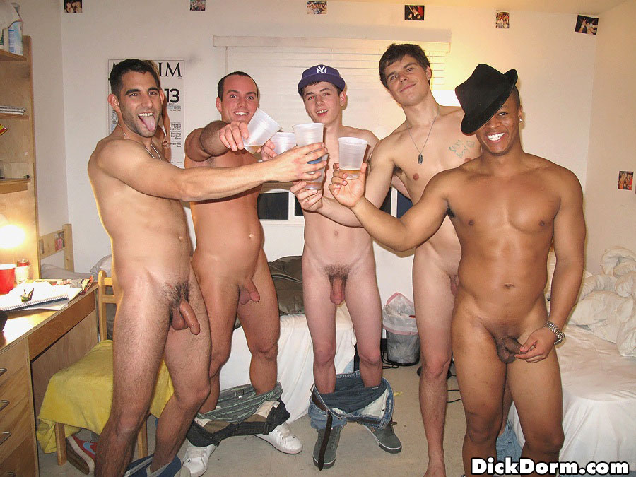 Hot gay sex party