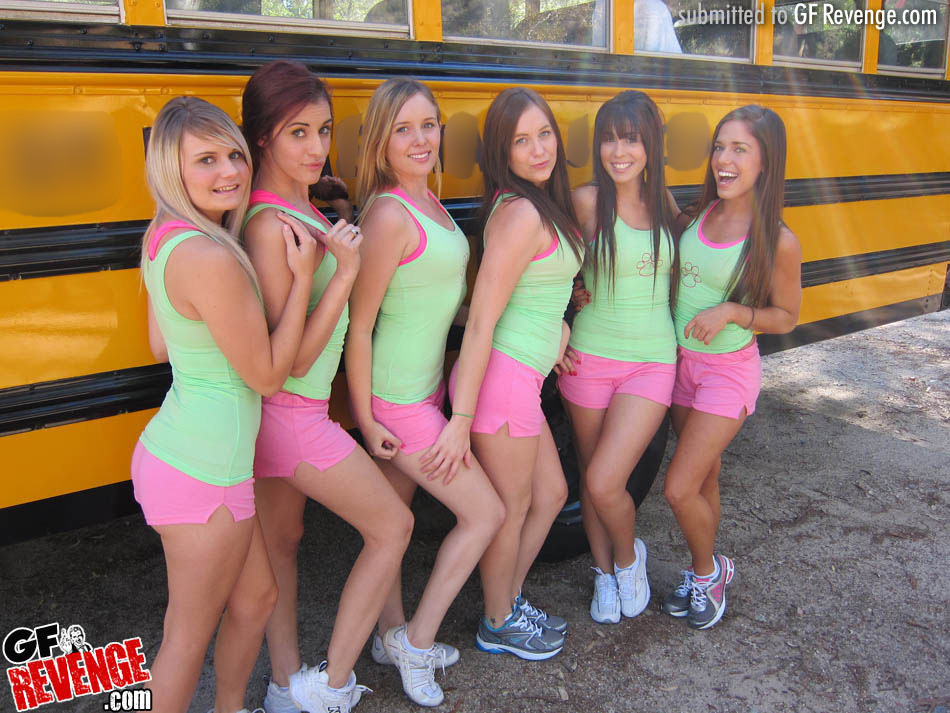 Teen lesbian groupsex #9