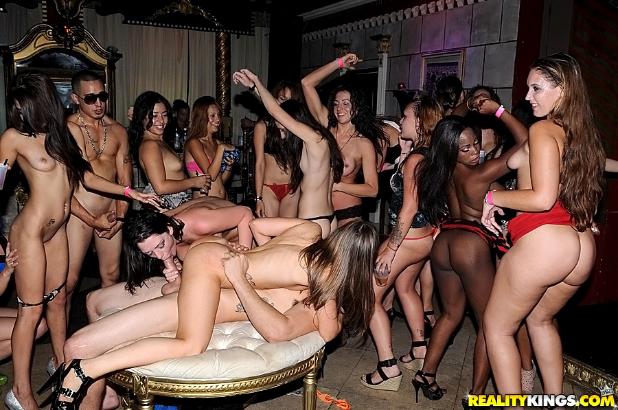 silvester sex party tube