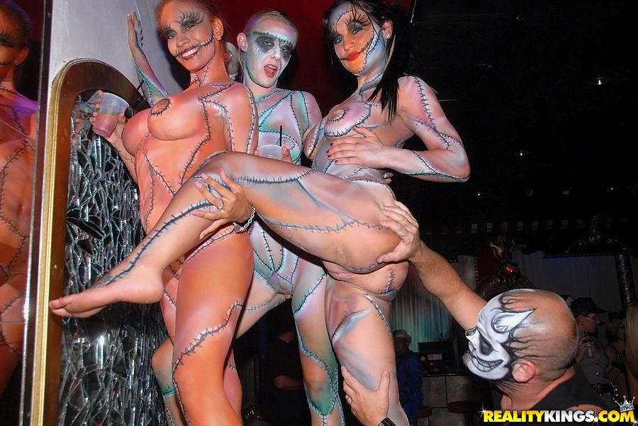 sex auf einer party
