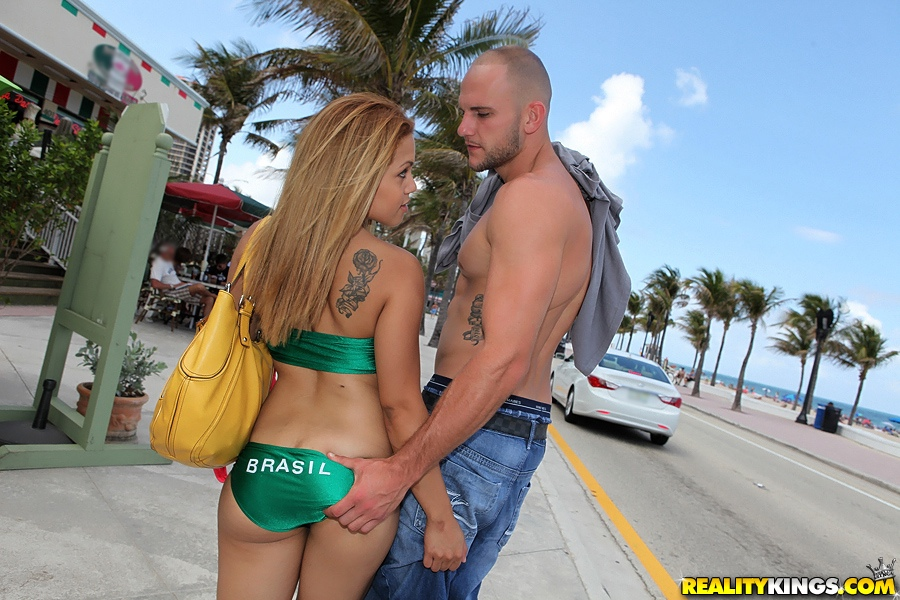 Brazil butt pussy, bisexual cock couple sucking