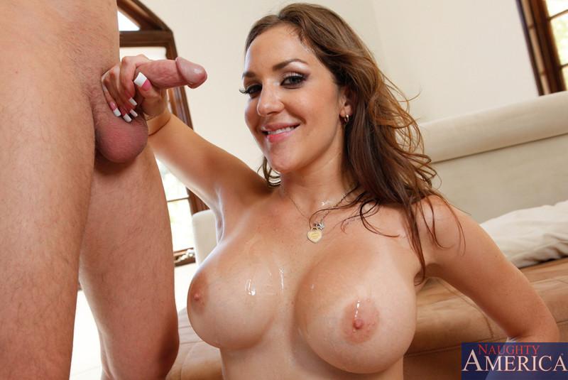 Hot busty sex orgasm pics