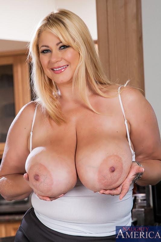 Ava addams big tits at work