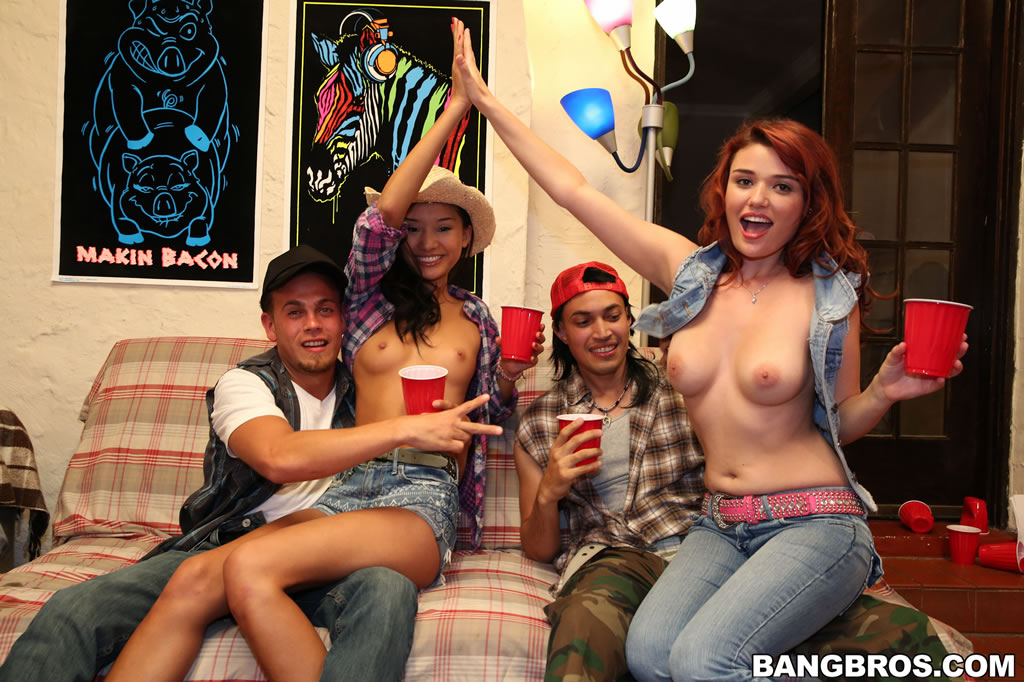 random sex party
