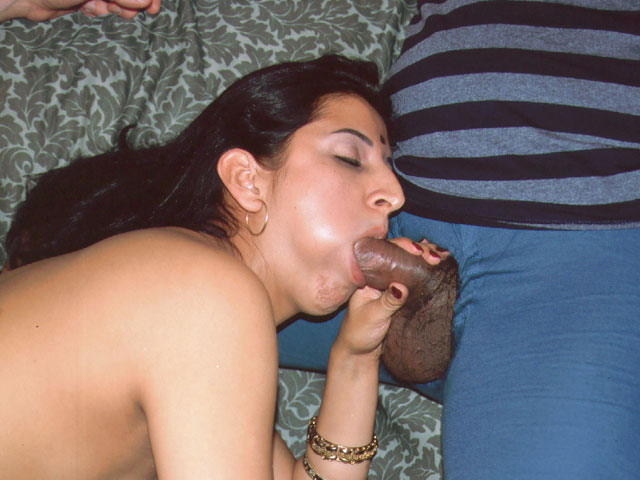 Black Girl Blowjob Swallow